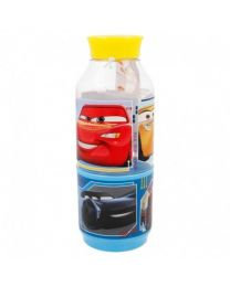 Botella Snack 300 Ml |  Cars Race Ready - Stor 18737