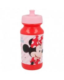 Botella Sport Push-Up 340 Ml |  Minnie Mouse - Disney - Electric Doll - Stor 18802