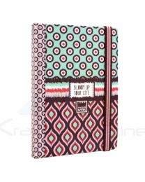 Cuaderno A6 Bloom UP tapa dura (5601493305167)