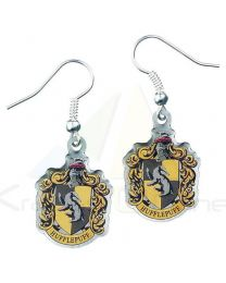 Pendientes Hufflepuff Crest Harry Potter (5055583406690)