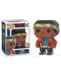 Figura POP 8 Bit Stranger Things Lucas Exclusive (889698234276)