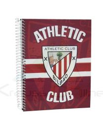 Cuaderno Microperforado A4 - Athletic Club Bilbao  (8426842024059)