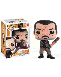 Figura POP The Walking Dead Negan Bloody Exclusive (889698133012)