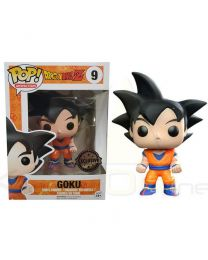 Figura POP Dragon Ball Z Black Hair Goku Exclusive (849803041298)
