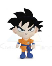 Peluche Goku Black Dragon Ball Super 36cm (8425611370298 Goku BlacK)