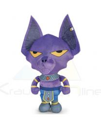 Peluche Beerus Dragon Ball Super 36cm (8425611368011 Beerus)