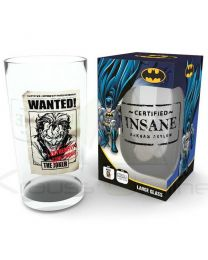 Vaso The Joker Insane Batman DC Comics (5028486333264)