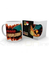 Taza Charizard Fire Pokemon (5028486409785)