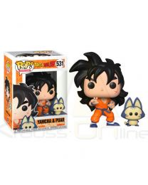 Figura Pop Dragon Ball Z Yamcha & Puar Serie 5 (889698364058)