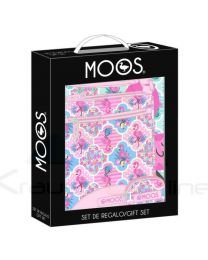 Set Regalo Moos Flamingo Pink (8412688336302)