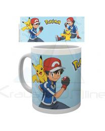 Taza Pokemon Ash (5028486353002)