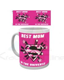 Taza Mothers Day You'Re My Hero Dc (5028486344215)