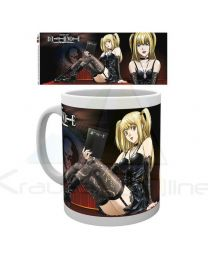 Taza Death Note Miss Amane (5028486334261)