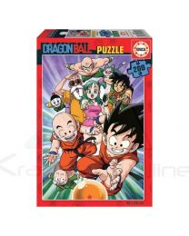 Puzzle Dragon Ball 200Pz (8412668182158)