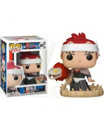 Figura Pop Renji With Bankai Sword Bleach Exclusive (889698217026)