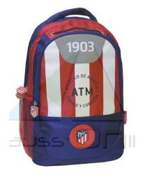 Mochila grande 42cm adaptable a carro de Atletico De Madrid (MC-232-ATL)