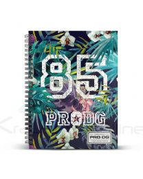 Cuaderno DIN A4 de ProDG 'Jungle'  37921