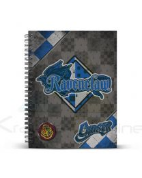 Cuaderno DIN A4 de Harry Potter 'Quidditch Rav'  38205