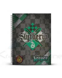 Cuaderno DIN A4 de Harry Potter 'Quidditch Sly'  38224