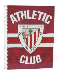 Cuaderno micro-perforado a5 de Athletic Club De Bilbao  (CP-LM-15-AC)