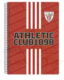 Cuaderno folio de Athletic Club  (CP-LF-02-AC)
