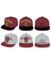 Gorra hip hop de Harry Potter (NI-771-721)