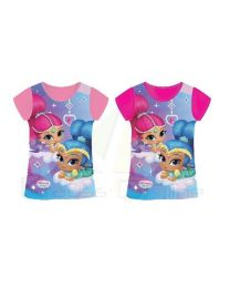 Camiseta full print de Shimmer And Shine 962-359