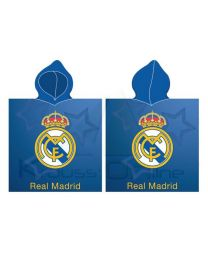 Poncho toalla playa de Real Madrid (NI-RM171119)