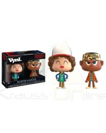 Figuras Vynl Stranger Things Dustin y Lucas (889698219693)