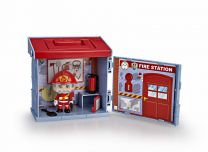 Pinypon Action - Pinypon Action - Fire Station with Firefighter Ref.:8410779079190