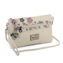 Minnie Bolso Action Handy Ivoire (34212)