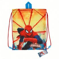 Bolsa Merienda Spiderman Red Webs - Stor 22454 (disc)
