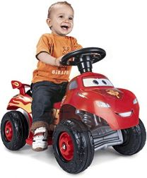 Quad Cars Lightning Mcqueen 6V Ce (800011148)