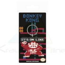 Llavero Donkey Kong It's On Like Nintendo (5050293387055)