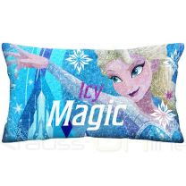 Cojin jumbo Frozen Disney velour brillo 70cm (8435507807531)