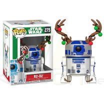 Figura Pop Star Wars Holiday R2-D2 With Antlers (889698338912)