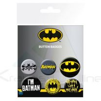 Set Chapas Batman Dc Comics (5028486388745)