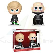 Figuras Vynl Star Wars Darth Vader & Luke Skywalker (889698316231)