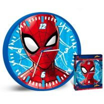 Reloj Pared 25Cm De Spiderman  (8435507834469)