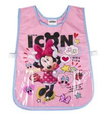 Delantal Impermeable Pvc De Minnie Mouse (8427934475834)