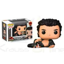Figura Pop Jurassic Park Dr. Ian Malcolm Wounded Exclusive (889698268028)