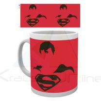 Taza Superman Close Dc (5028486327454)