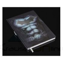 Libreta Metalica Batman Dc Comics (5055964725303)