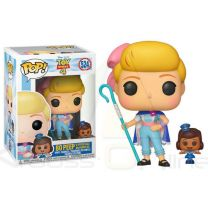Figura Pop Disney Toy Story 4 Bo Peep With Officer Mcdimples (889698373913)