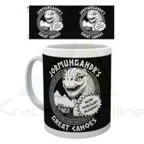 Taza Jormungahdrs God Of War (5028486256400)