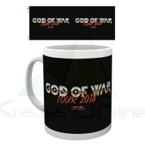 Taza Tour God Of War (5028486419876)