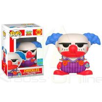Figura Pop Disney Toy Story 4 Chuckles Exclusive Sdcc 2019 (889698401630)