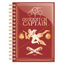 Cuaderno A5 Quidditch Harry Potter (5060718140134)