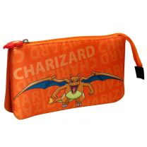 Portatodo Charizard Pokemon Triple (8426842082493)