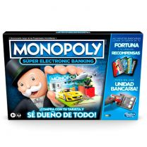 Juego Monopoly Super Electronic Banking (5010993718573)